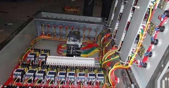 兰州配电箱_工业配电箱接线图及教程
