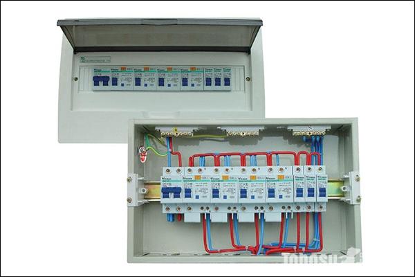 甘肃配电柜配电箱,家用配电箱安装方法和配电箱接线图